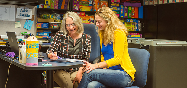 WVU Parkersburg's Online Child Development Degree Ranked Most Affordable in the Nation