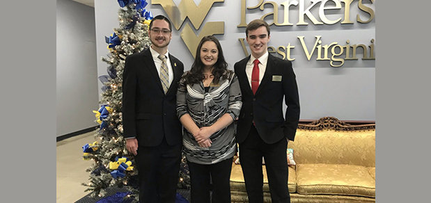 WVU Parkersburg students first to represent state in virtual financial trading competition