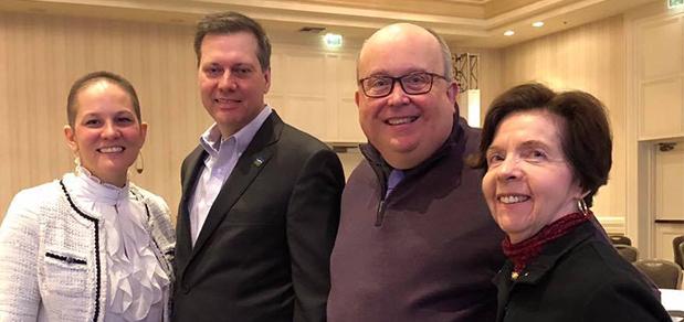 Gilmer Attends Workforce Development Institute 2019 as Community Colleges of Appalachia Representative