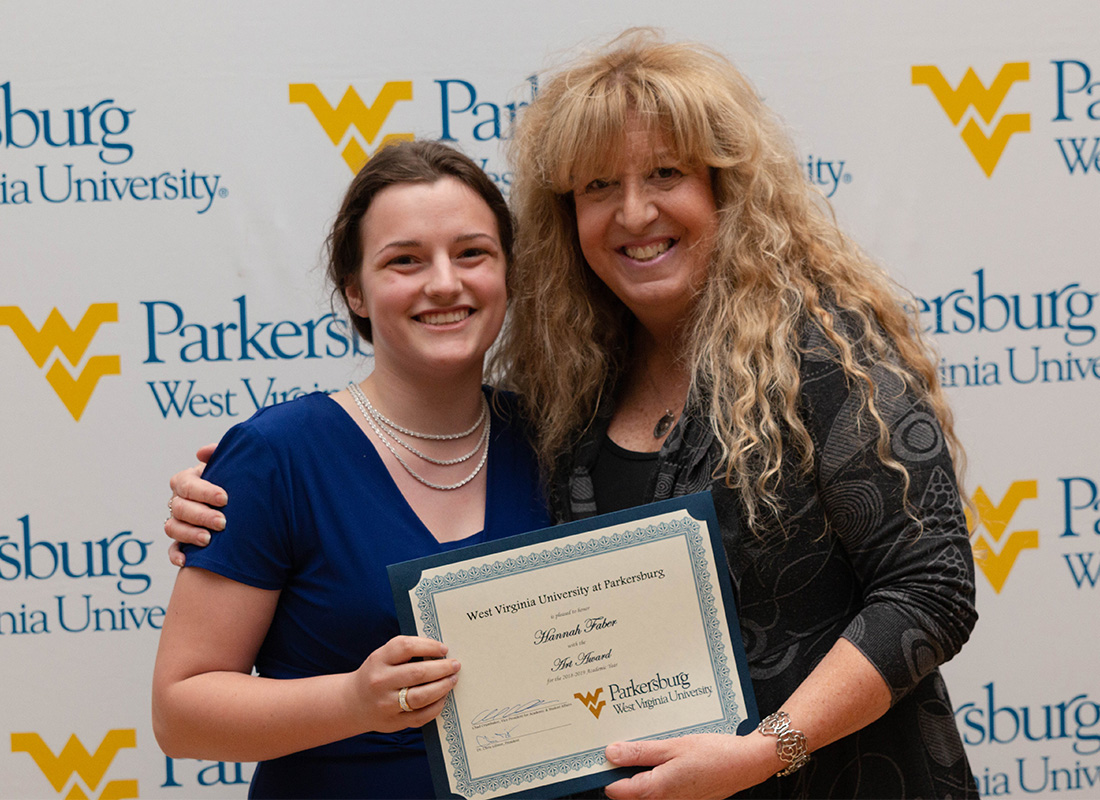 WVU Parkersburg celebrates outstanding students at annual honors ceremony