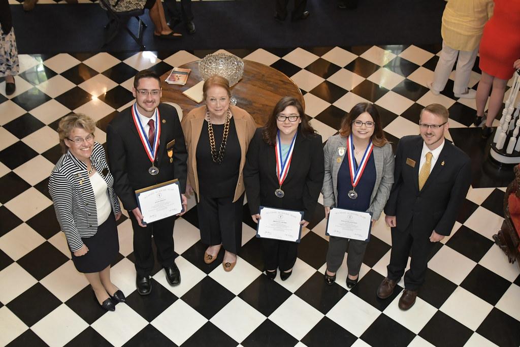 WVU Parkersburg students named All-West Virginia Academic Team members