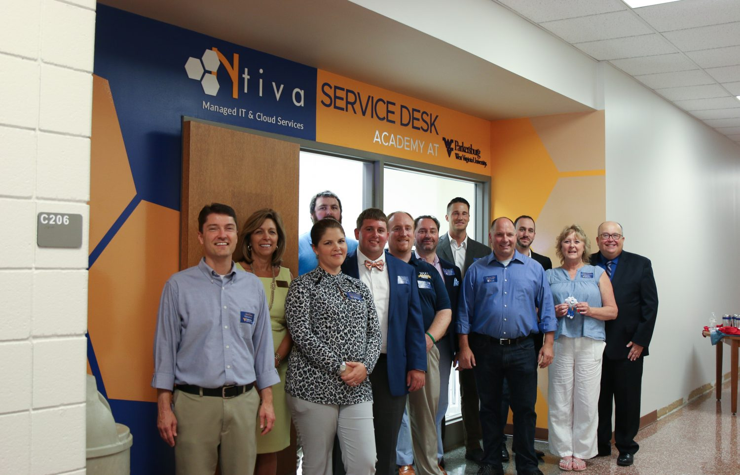 Ntiva Service Desk Academy to provide WVU Parkersburg CIT students with remote, paid internship opportunities on campus