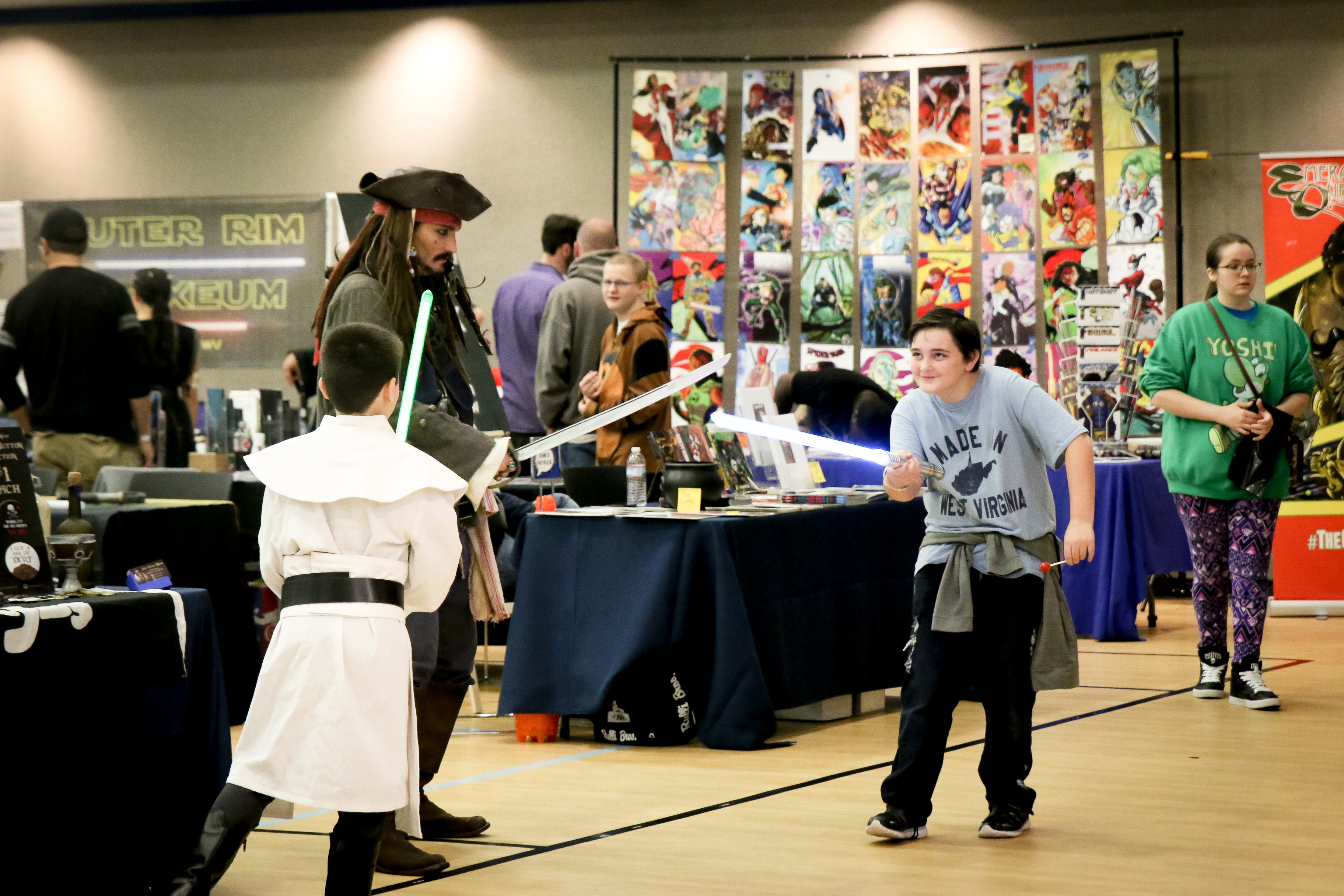 WVU Parkersburg to hold 4th annual Pop Con Sept. 28