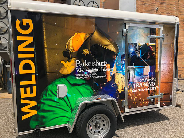 WVU Parkersburg rolls out new mobile welding lab to bring on-site training to area businesses