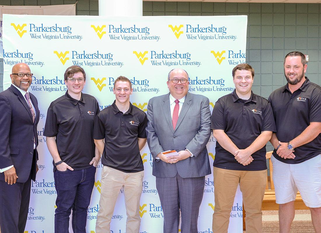 WVU Parkersburg Ntiva Service Desk Academy interns head to headquarters