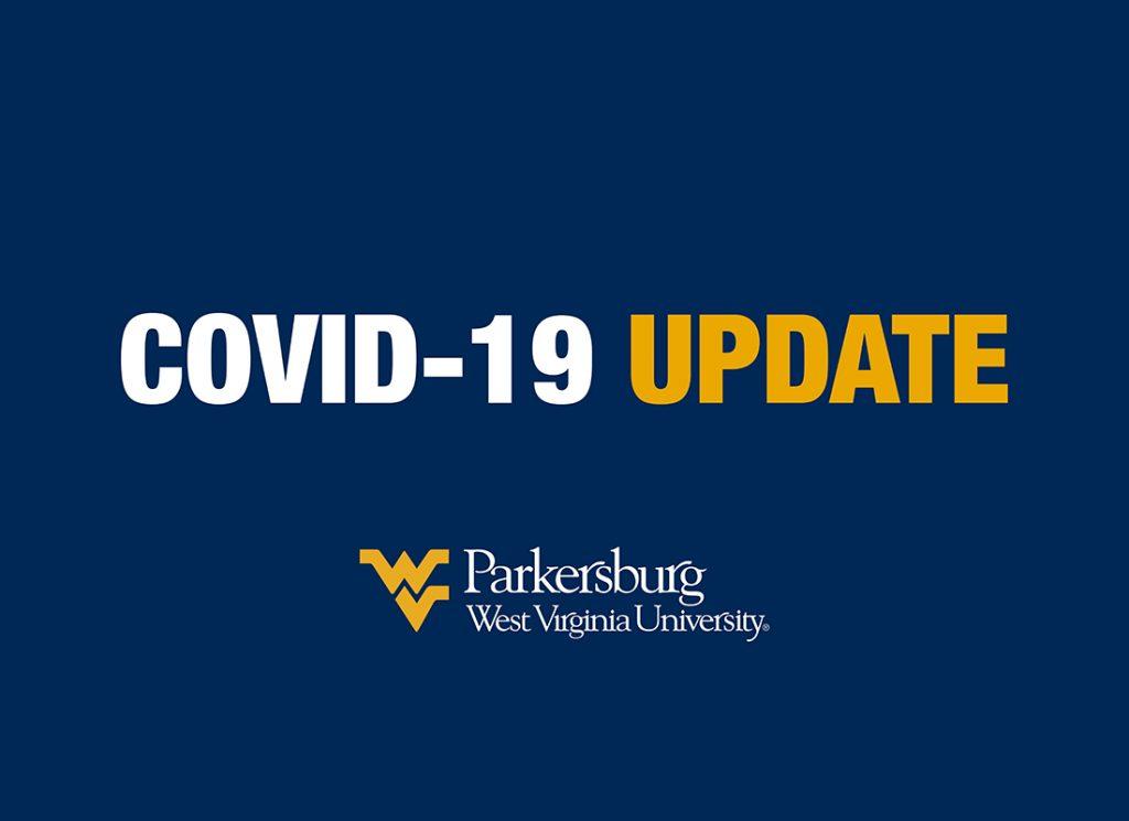 An Open Letter from WVU Parkersburg President Chris Gilmer Regarding COVID-19