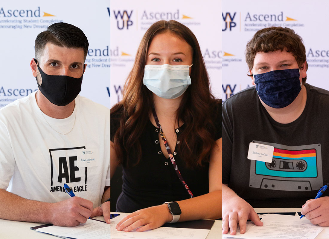 WVU Parkersburg welcomes inaugural class of Ascend students