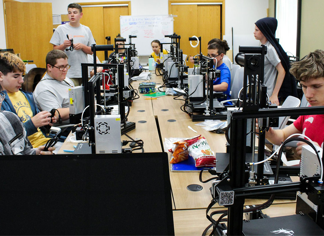 WVU Parkersburg to Host Virtual Teen 3D Printing Academy this Month