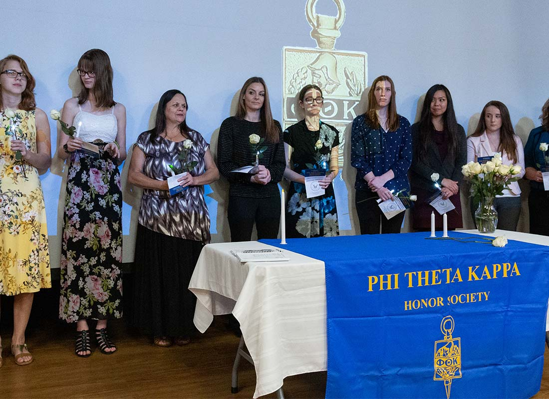 WVU Parkersburg PTK Invites Students to Join Chapter