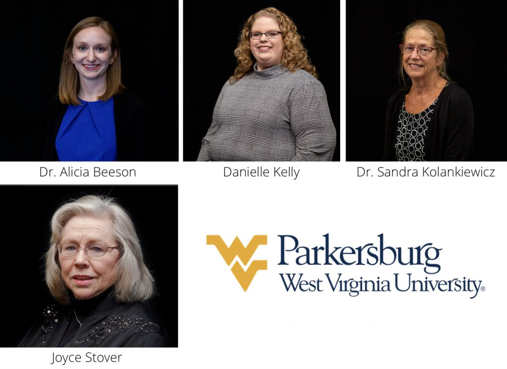 West Virginia University at Parkersburg's English Faculty Acknowledged for Their Writing Skills